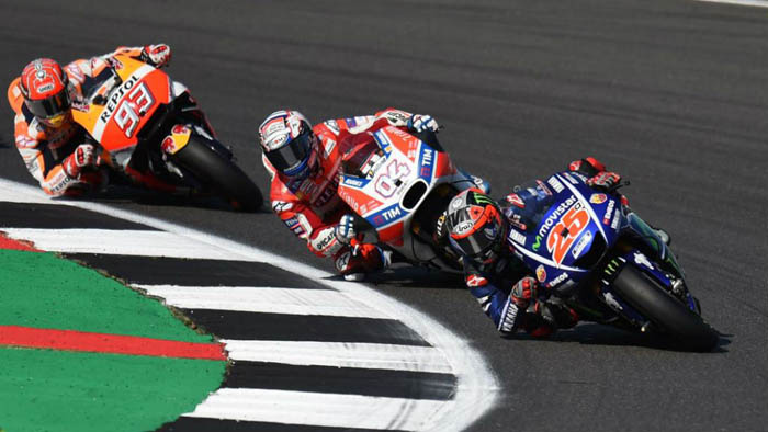 Yamaha-Ducati-Honda
