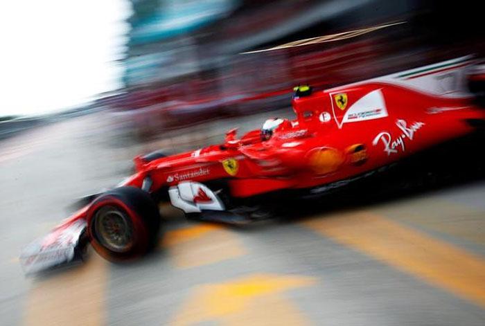 Ferrari en F1