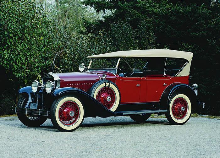 La Salle 1927