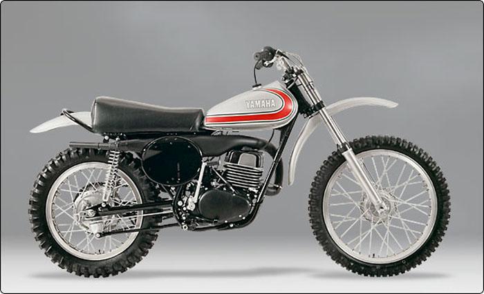 Yamaha Off-Road 1976
