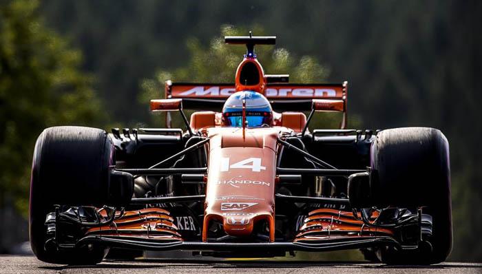 Honda McLaren