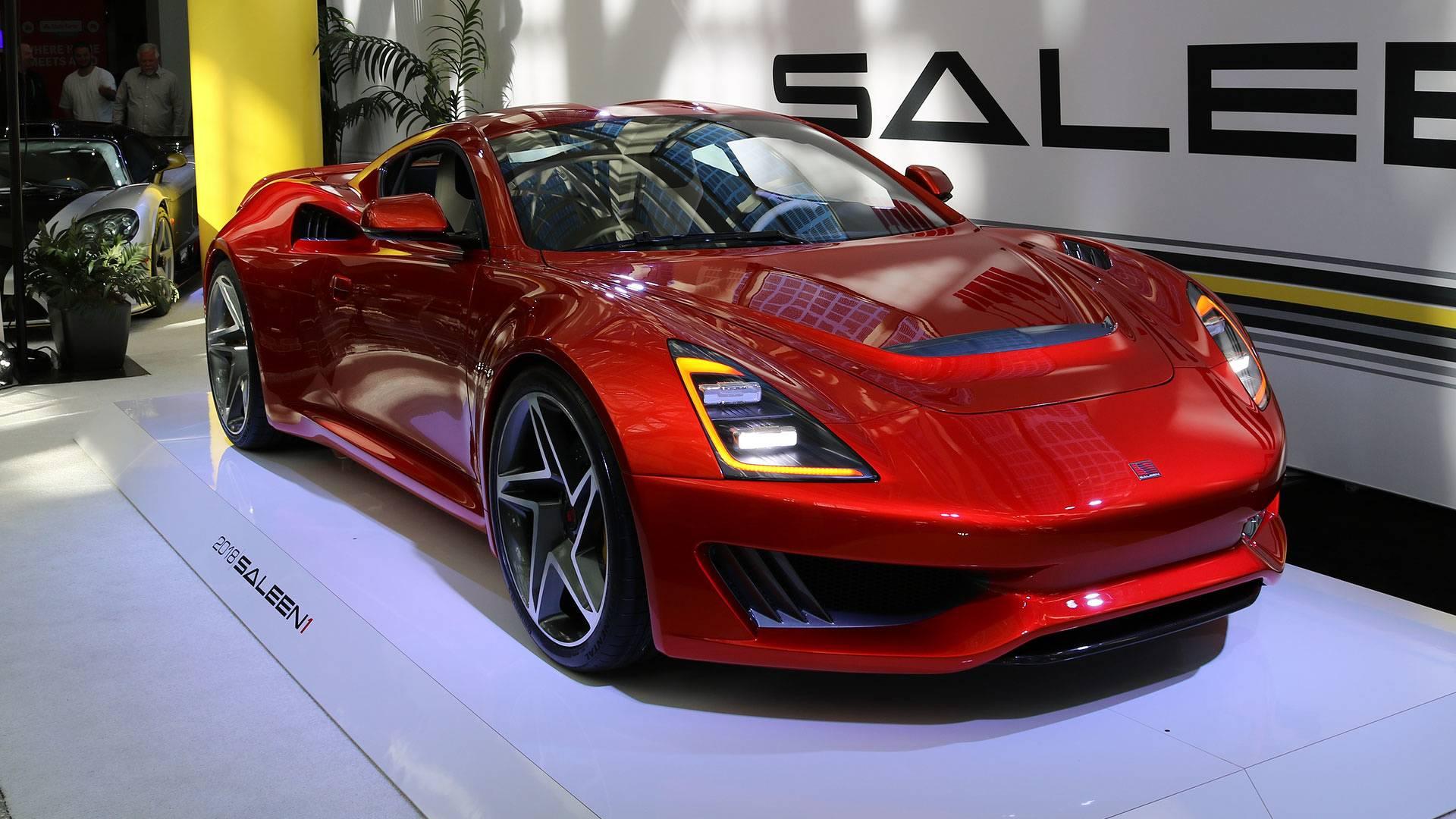 Descubre El Nuevo Modelo De Saleen Excelencias Del Motor
