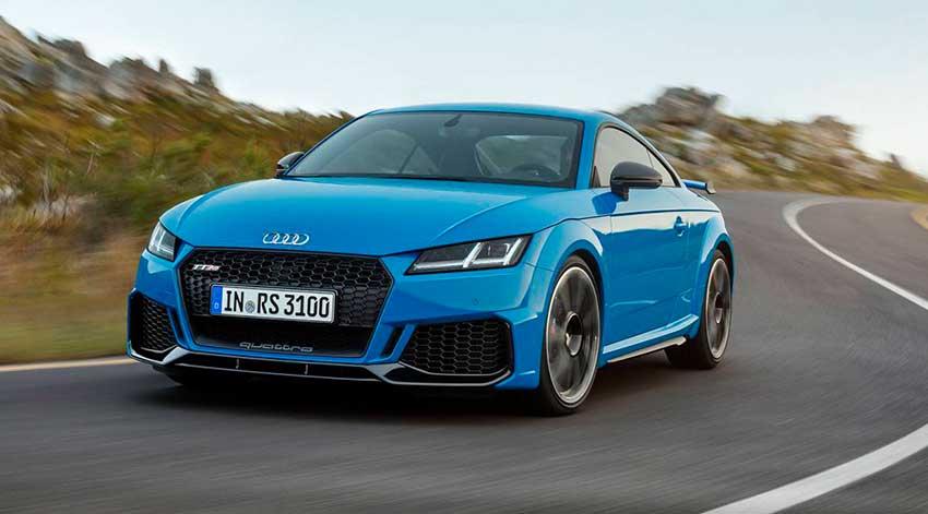 Audi TT RS 2019: ¿Alguien pidió más músculo?
