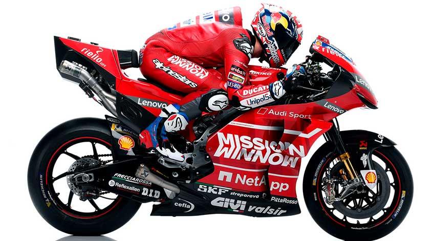 Ducati para 2019