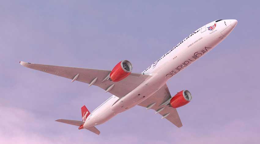 Virgin Atlantic confort y lujo