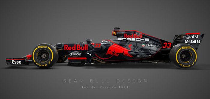 Porsche-Red Bull