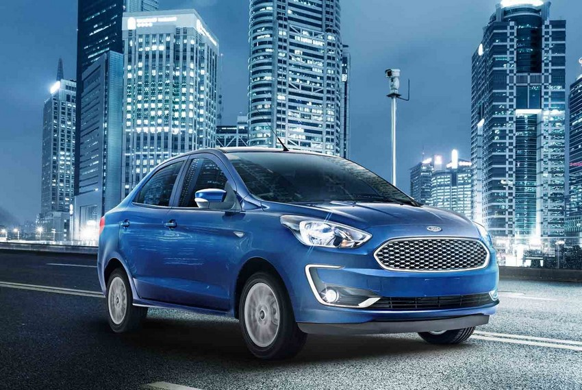 Ford Figo Impulse 2019