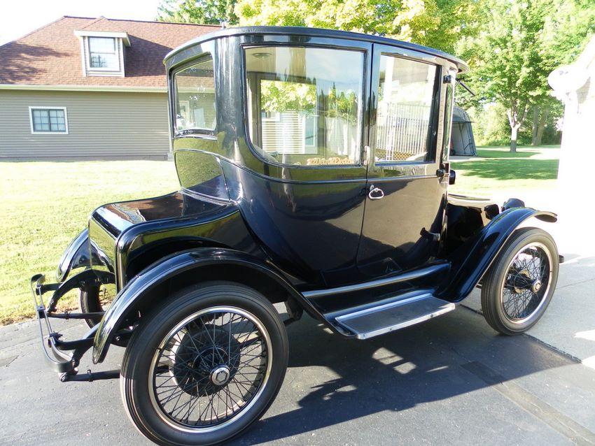 Modelo de Autos Eléctricos 90 de1922 de la Detroit Electric