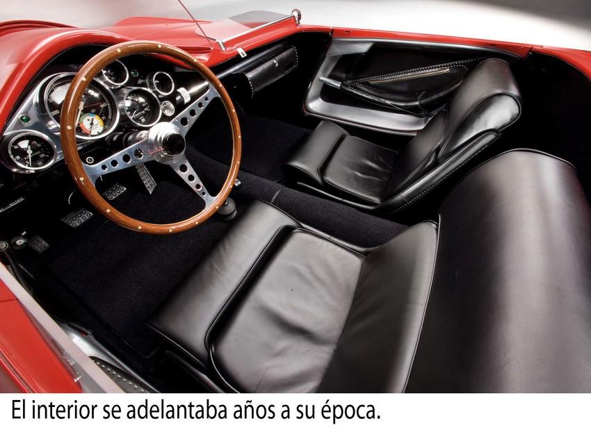 Plymouth XNR Interior