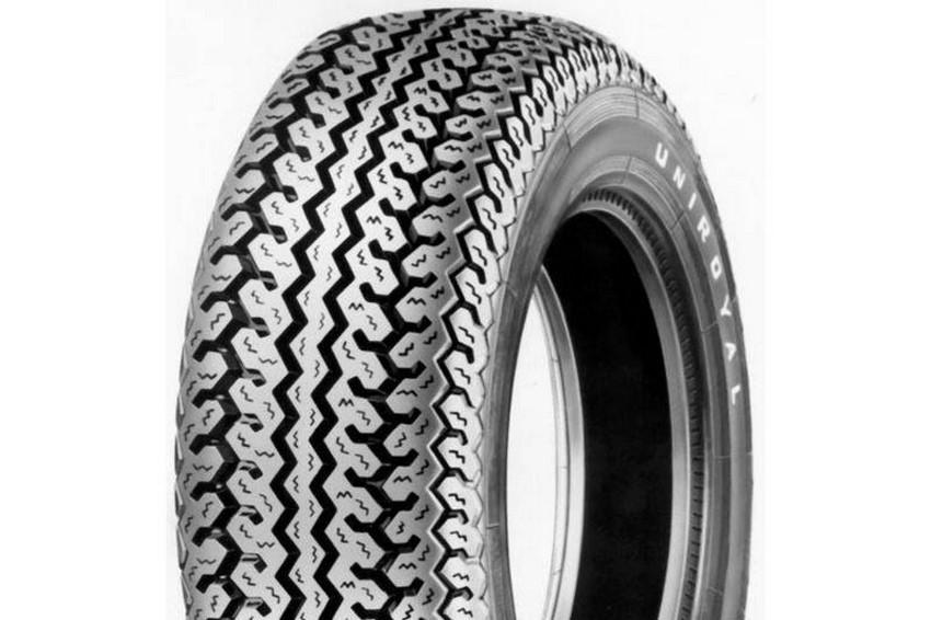 Neumáticos para lluvia de Uniroyal