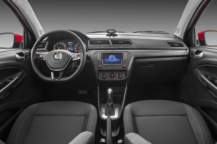 Interior de Volkswagen Gol