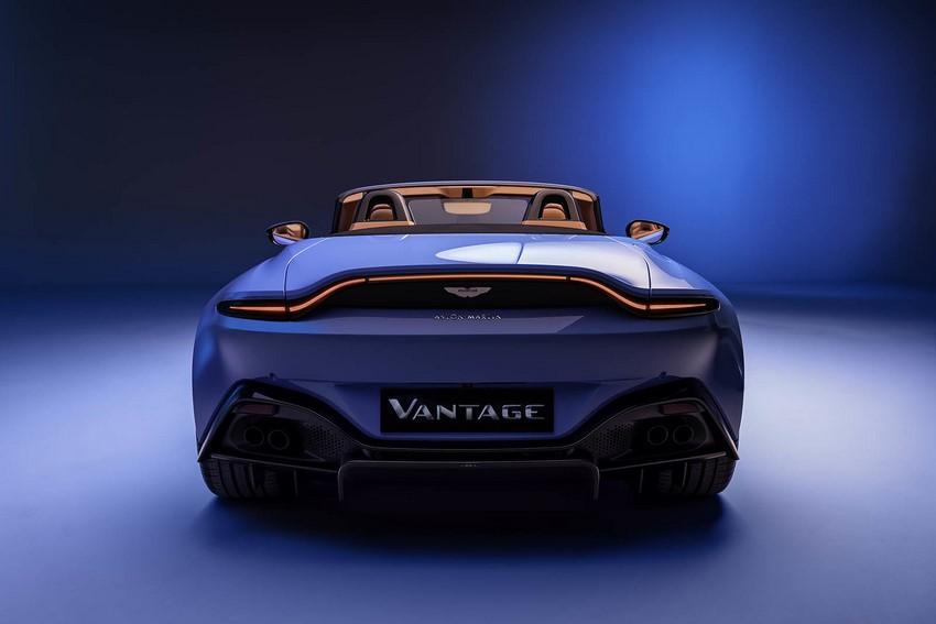 Aston Martin Vantage Roadster