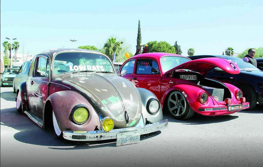 300 Volkswagen se dieron cita en la cuarta edición del Steel Volks 2019 o evento Vochomanía