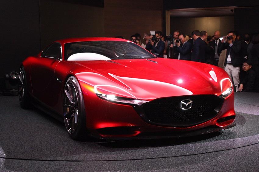 Mazda EV, 100% eléctrico