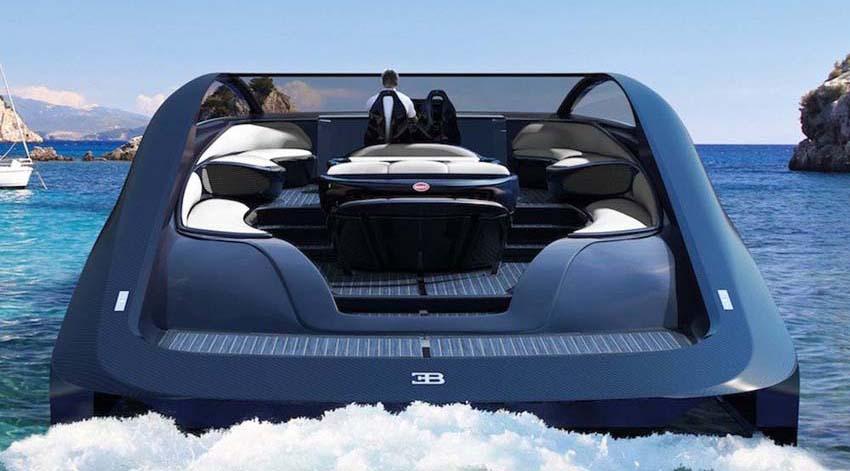 Bugatti Chiron Niniette 66