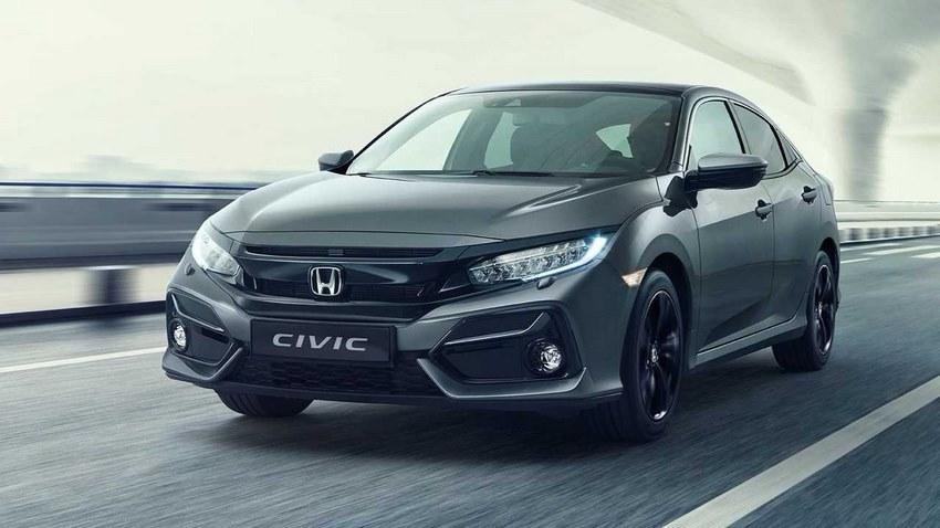 Los autos más vendidos en 2020. Honda Civic