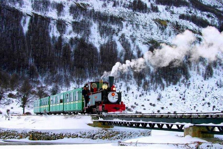 el tren más austral