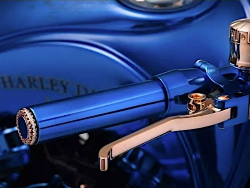 ¿ Harley Davidson eléctrica hace medio siglo ?