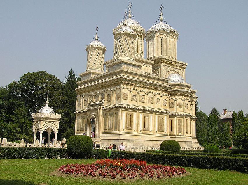Monasterio de Arges