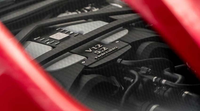 Aston Martin DBS Superleggera 3