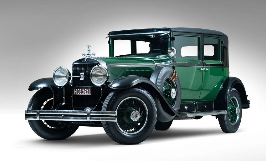 Primera limusina presidencial de Cadillac