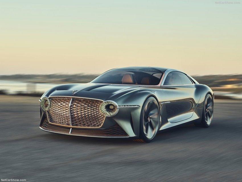 Bentley EXP 100 GT prototipo