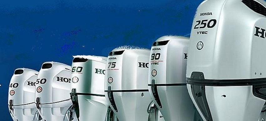 Outboards Honda