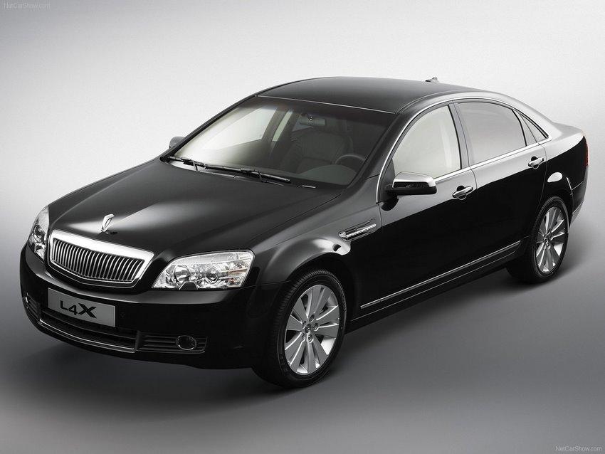 Daewoo L4X 2007