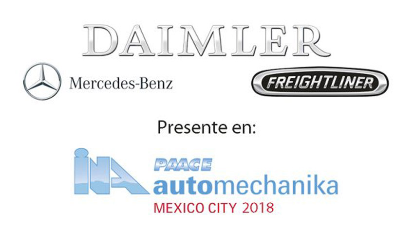 INA PAACE Automechanika México City 1