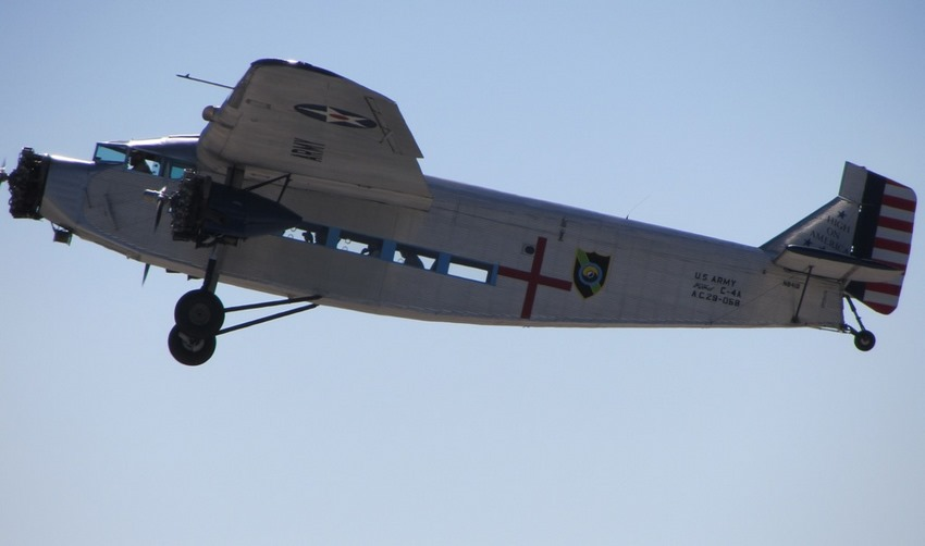 Ford trimotor C-4A