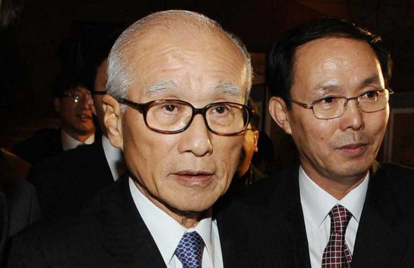 Fundador de Daewoo Kim Woo-Choong