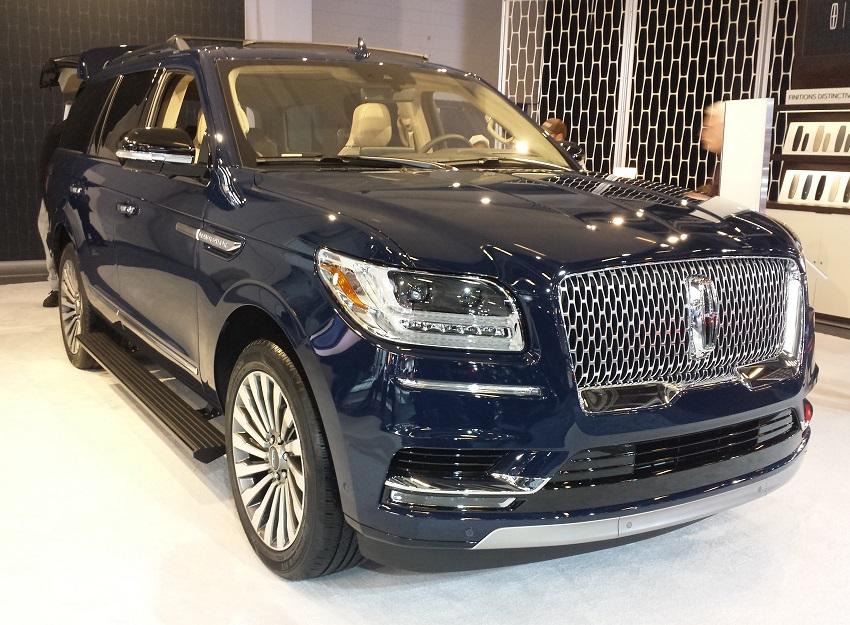 Black Label Lincoln Navigator Al Extremo Excelencias