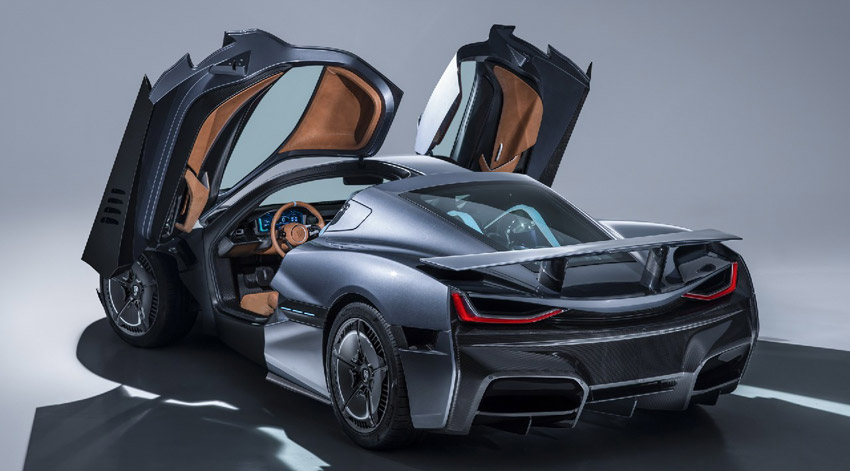 Rimac Concept Two 1