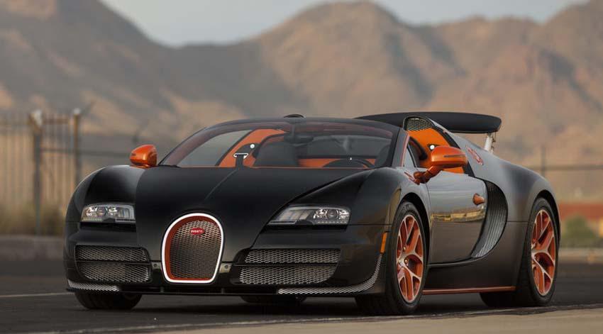 Veyron Grand Sport Vitesse