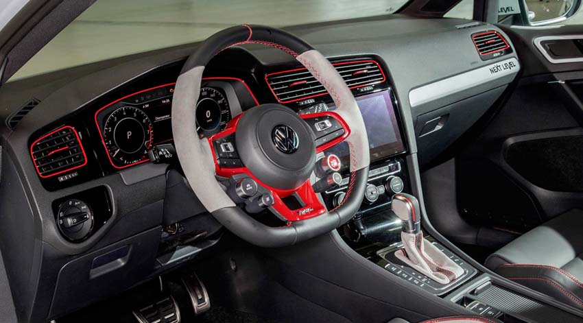 Volkswagen Golf Variant TGI GMOTION