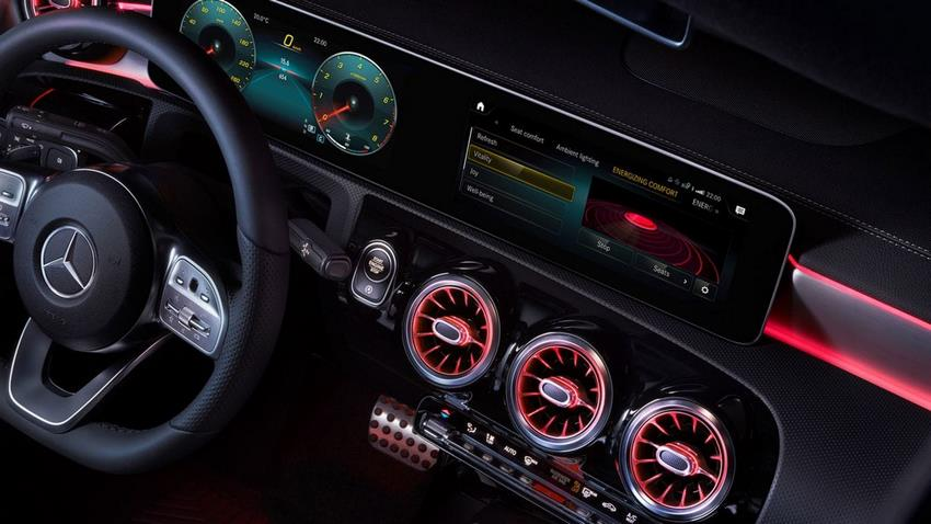 Mercedes-Benz Energizing