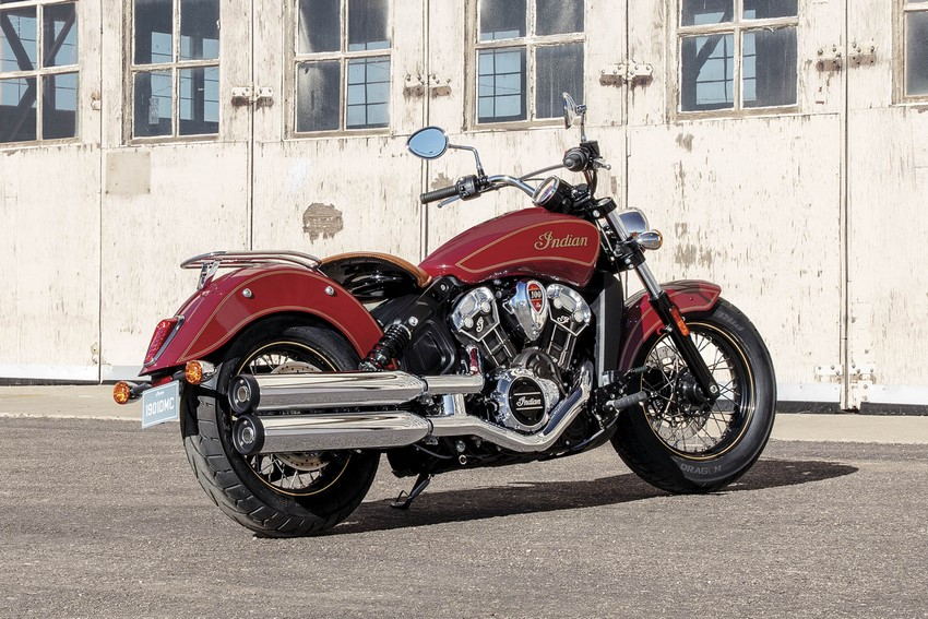 Indian Scout 100