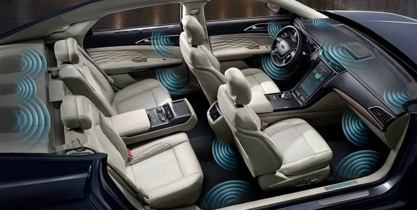 Ford Taurus Interior