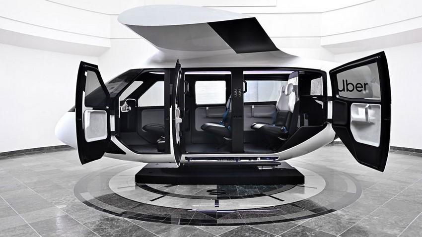 taxi uber volador 2023