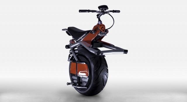 Ryno, moto eléctrica de una rueda.