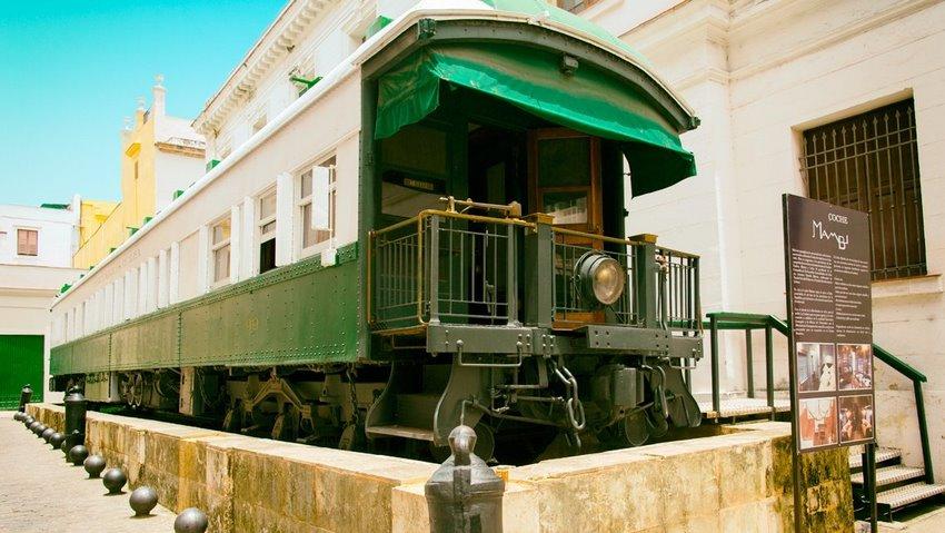 El vagón Presidencial de la República Mambí