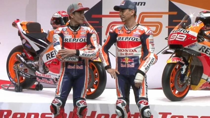 MotoGP 2019 equipo de Repsol Honda