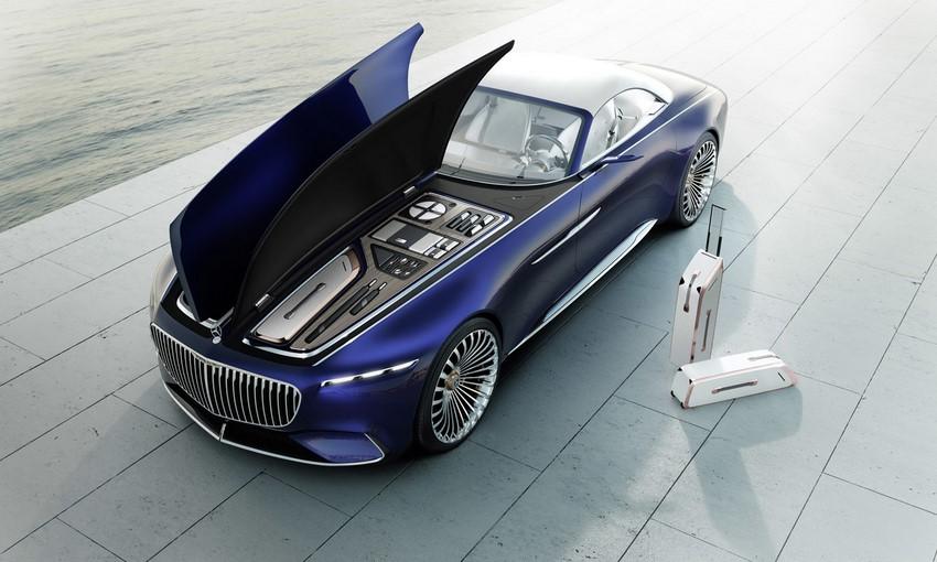 Visión Mercedes-Maybach 6 Cabriolet