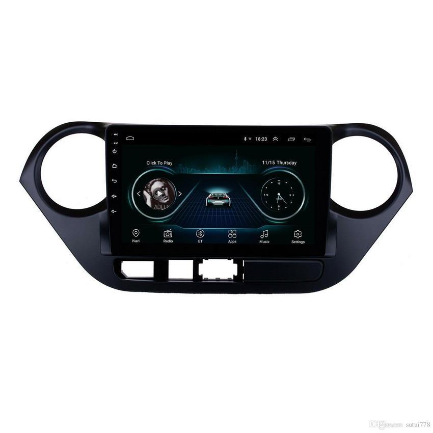 El Hyundai Grand i10 interior nueva tecnologia e-Sim