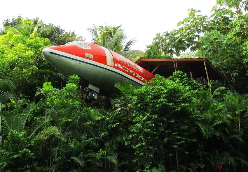 Costa Rica, hotel Costa Verde