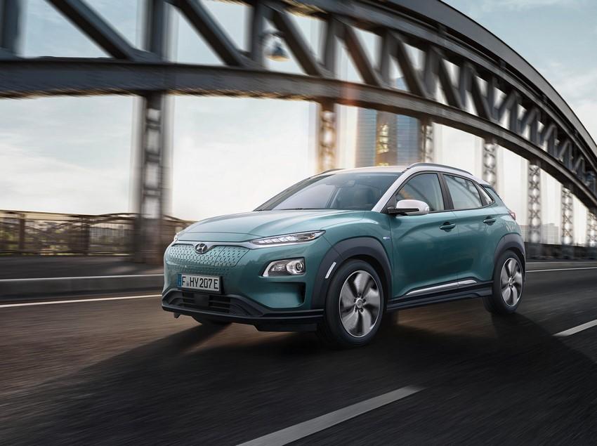 El Hyundai Kona EV uno de los autos eléctricos con más autonomía del mercado