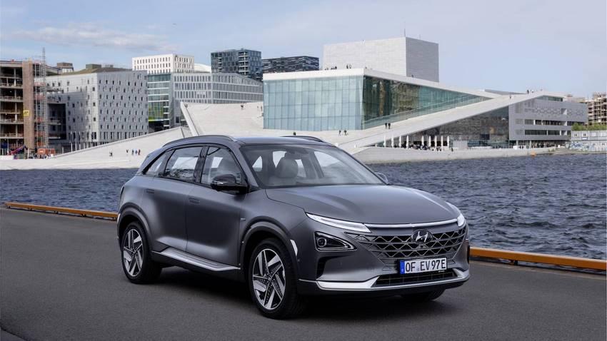 Hyundai Nexo uno de los autos eléctricos con más autonomía del mercado