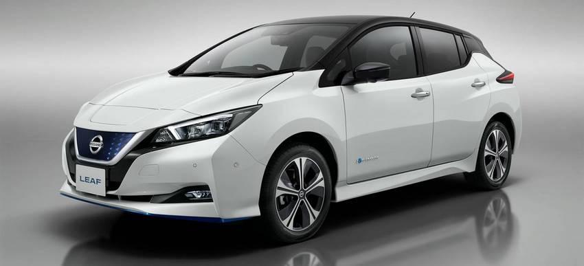 El Nissan Leaf E+3.Zero uno de los autos eléctricos con más autonomía del mercado