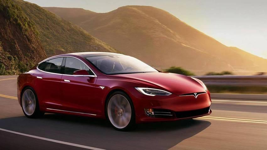 El tesla Model S uno de los autos eléctricos con más autonomía del mercado