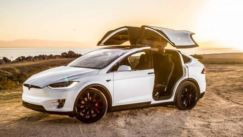 Tesla Model X uno de los autos eléctricos con más autonomía del mercado